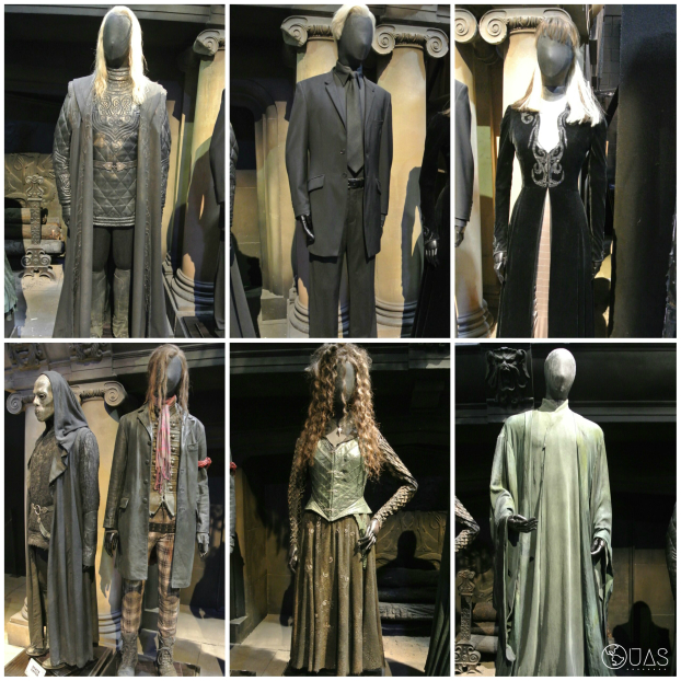 Deatheaters costumes