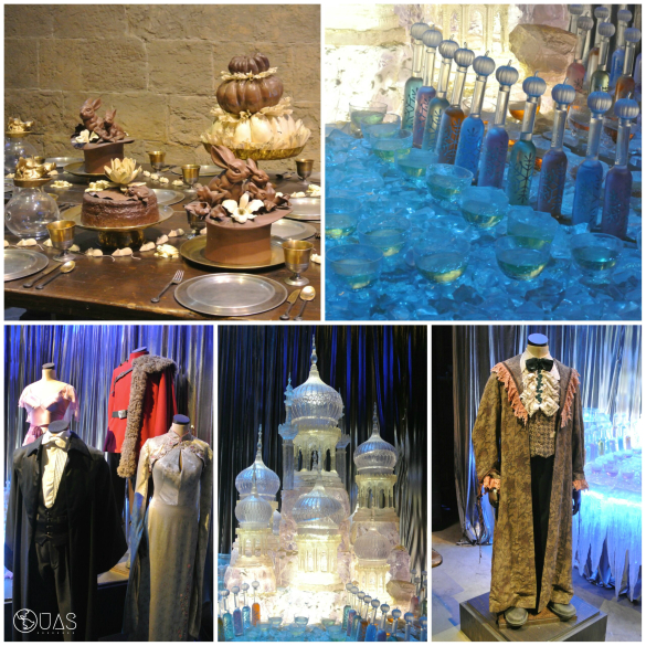 Yule ball & Chocolate feast