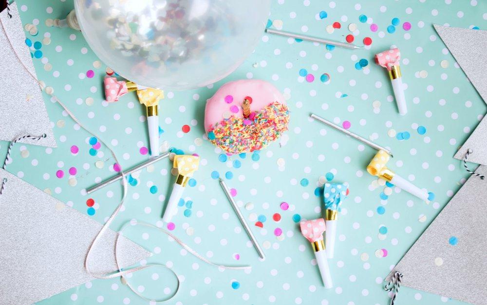 Happy 1 year blogiversary, ebbony&lune! - est. June 20, 2017