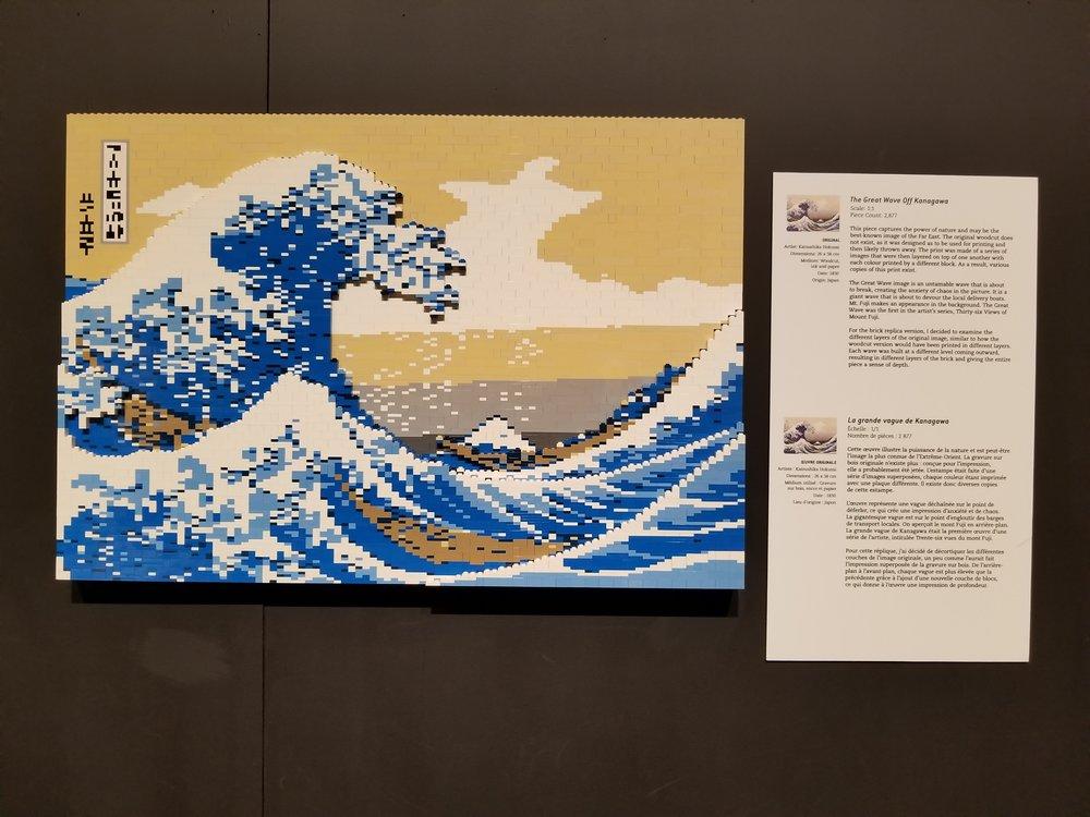The Great Wave Off Kanagawa - Hokusai