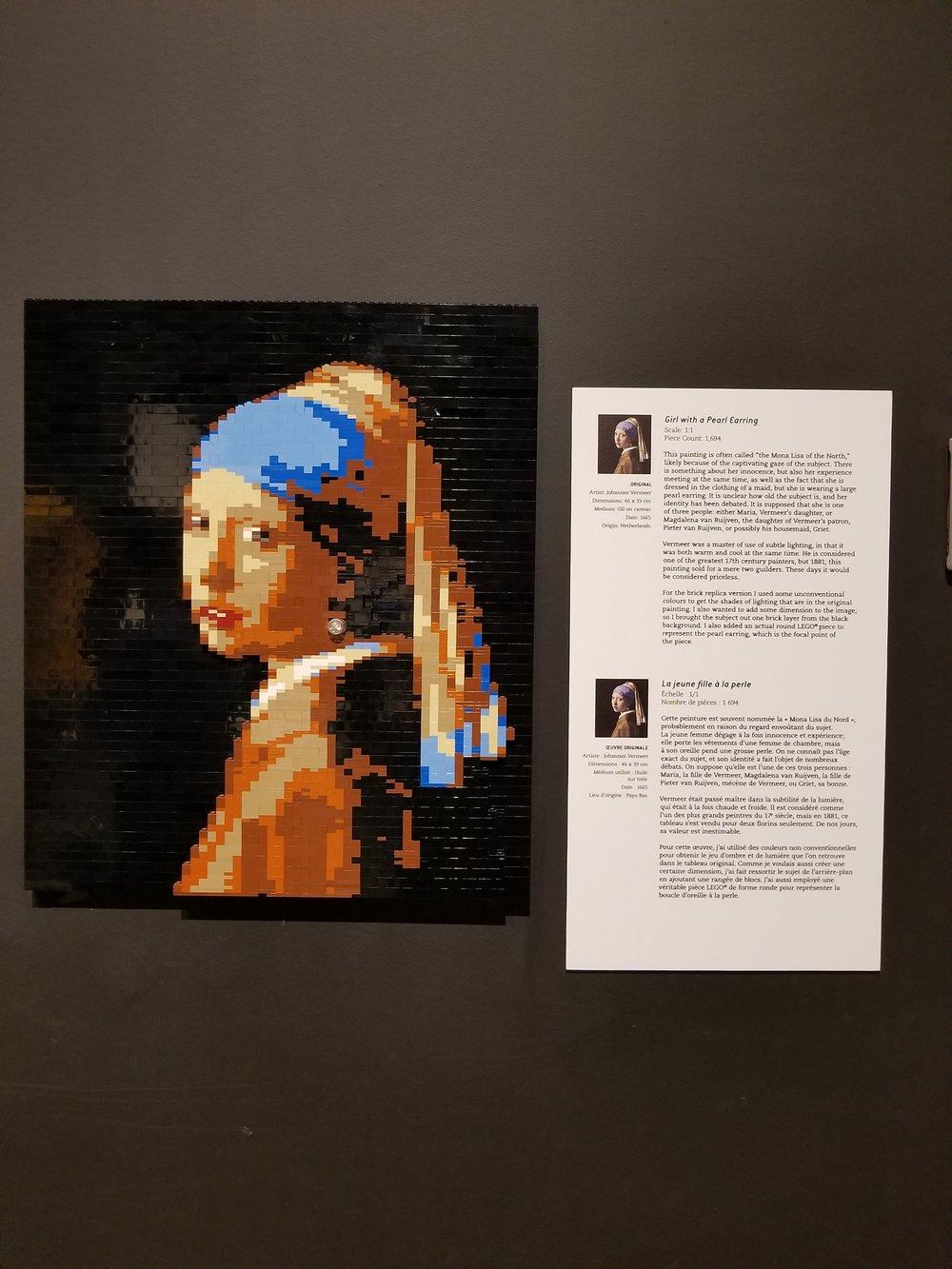 Girl with a Pearl Earring - Vermeer