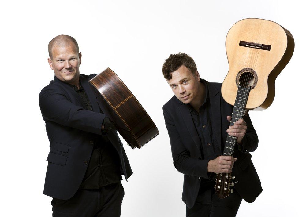 The Gothenburg Combo:David Hansson and Thomas Hansy