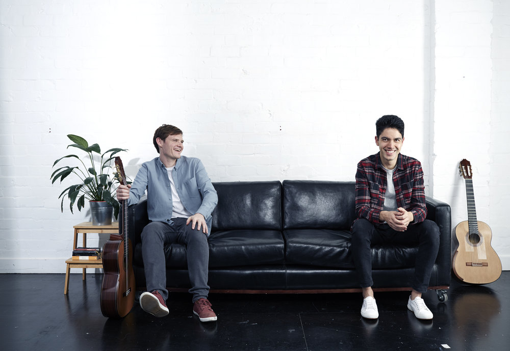 Andrew Blanch & Ariel Nurhadi