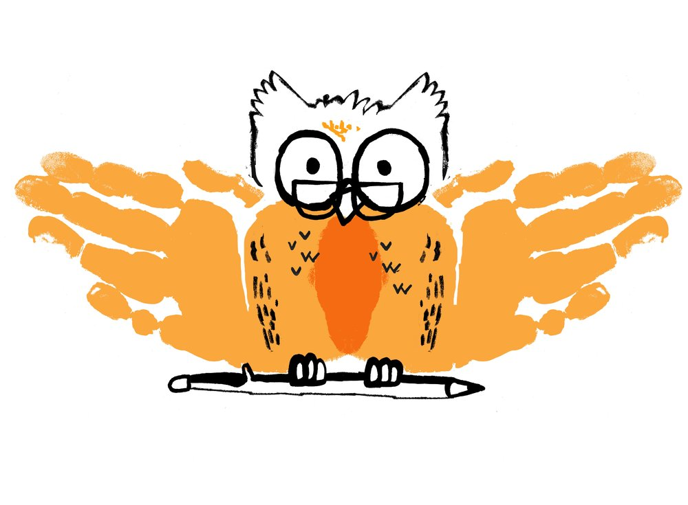 Hands-On-character-Professor-OWL