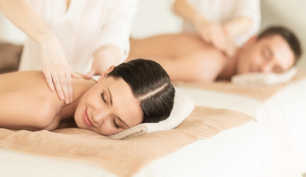 Massage & Spa Services -