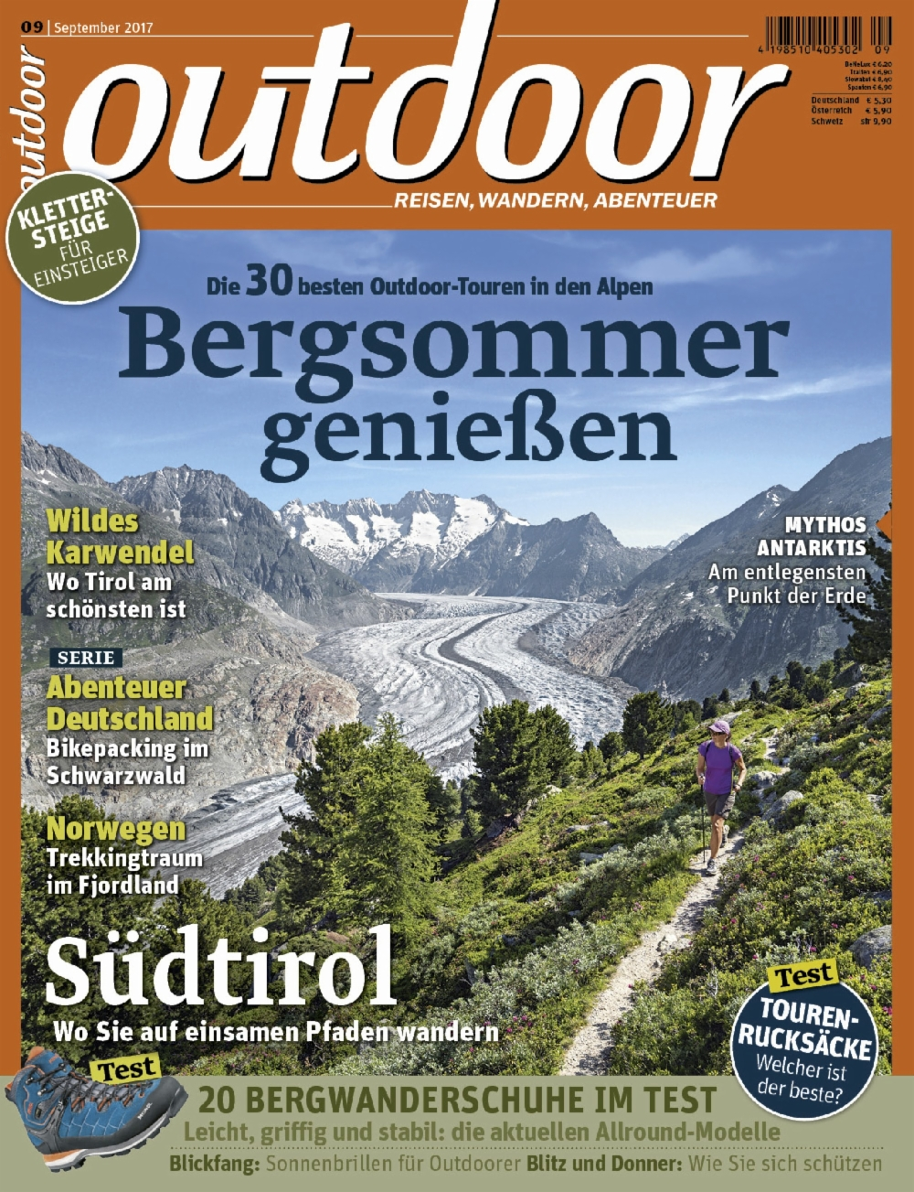 Outdoor Magazine (Germany) -