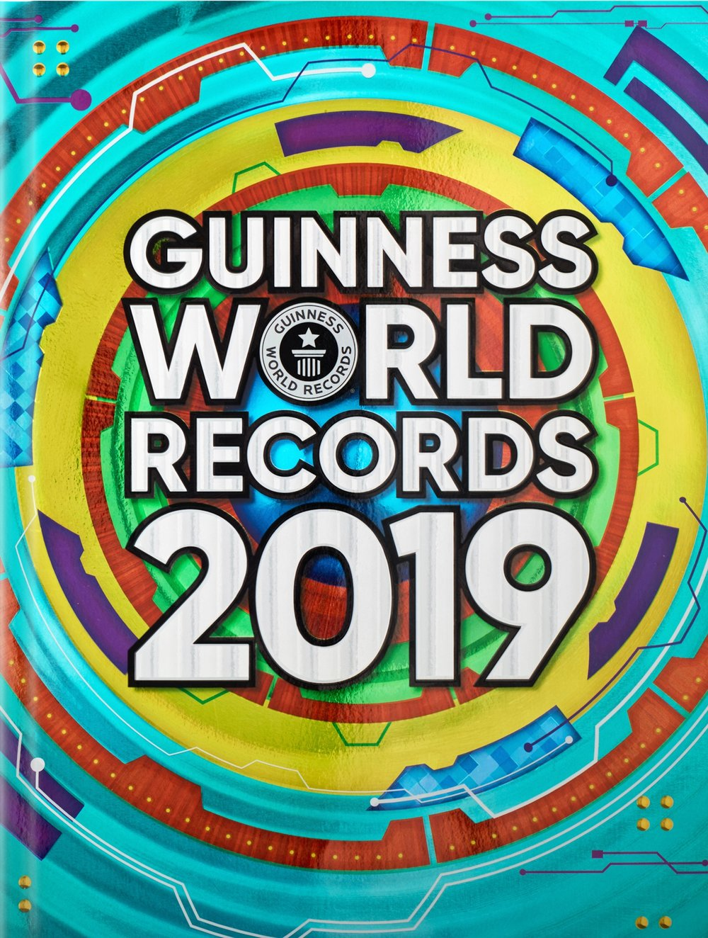 GUINNESS WORLD RECORDS 2019 -