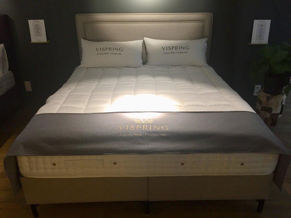 VISPRING REGENT - SALE-Preis 9.620€Showroom-Preis ab 12.025 €Größe:180x210 cm