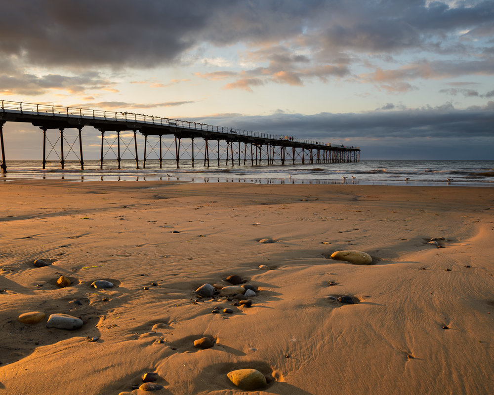 Late in the Day by Saltburn Pier.jpg