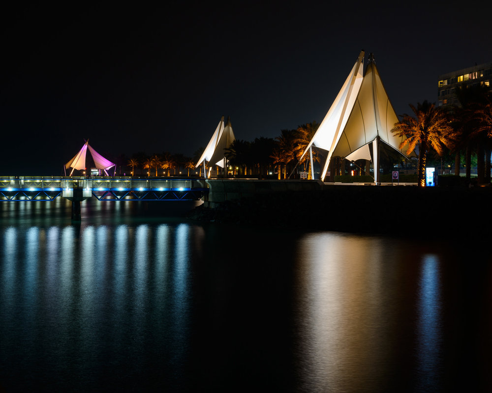 Night Scene, Scientific Centre.jpg