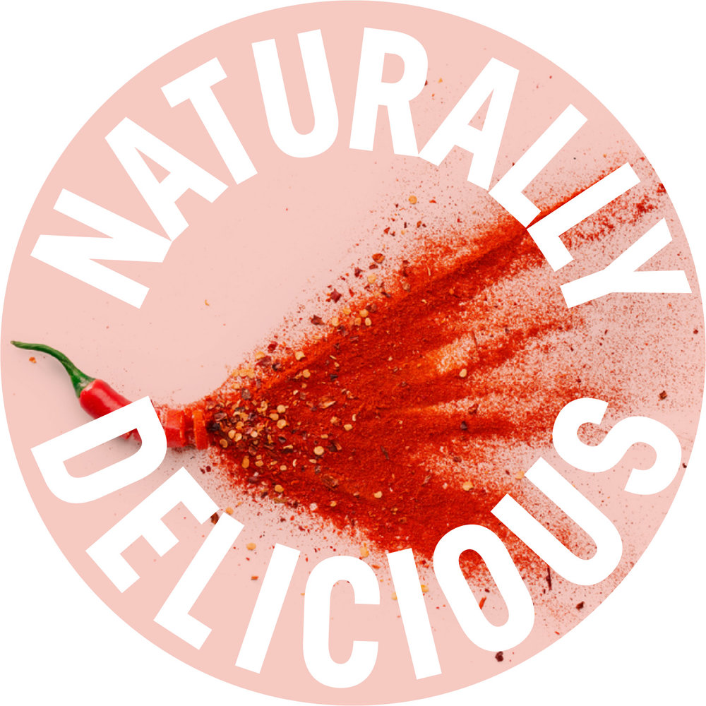 Simply delicious - Why eat something you can't pronounce? Born in our home kitchen, we use only natural ingredients to create our bold and vibrant flavours