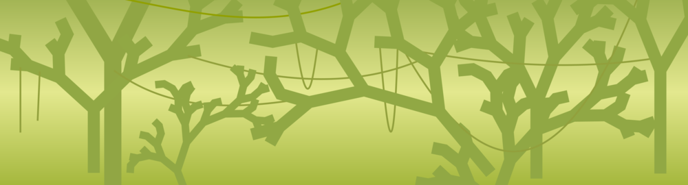 The background. Very faded with tree silhouttes made using the random tree extension.