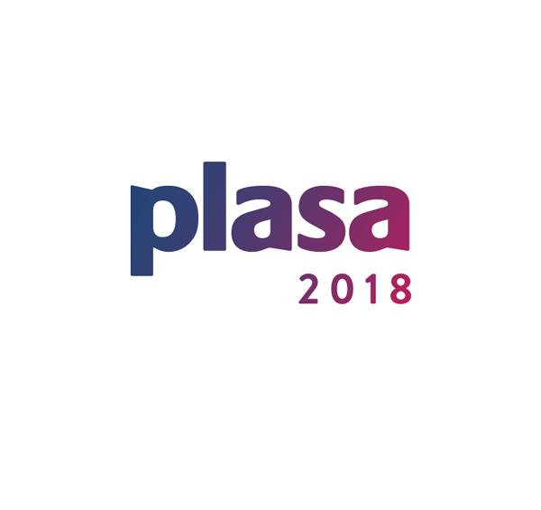 PLASA 2018 Logo