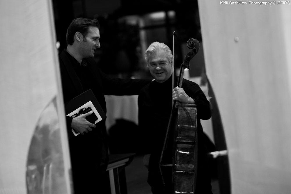 Clemens Hagen & Philippe Raskin