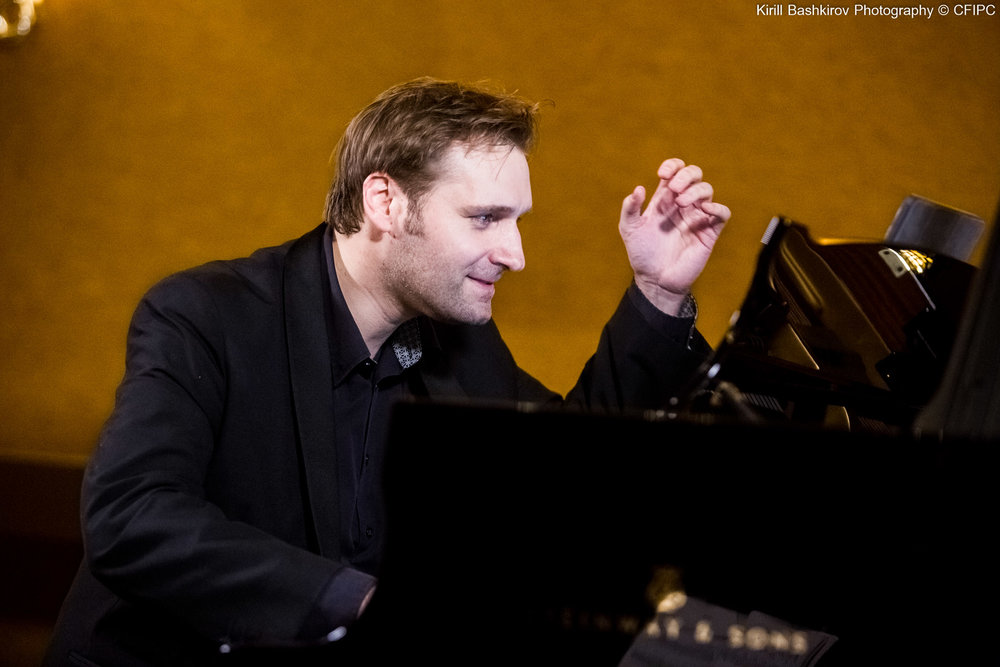 Philippe Raskin - Artistic Director