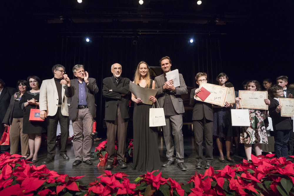 Winner of César Franck Prize 2017: Alexandra Shcherbakova (Russia)