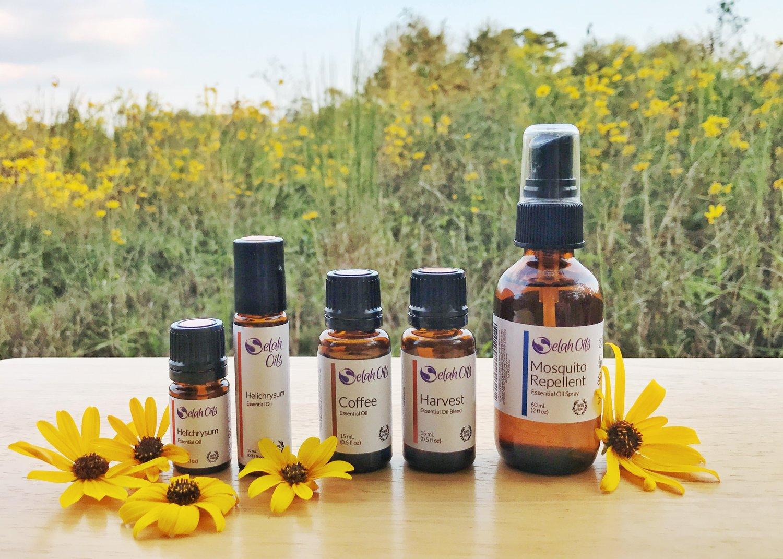 Fall 2017 New Releases — Selah Oils