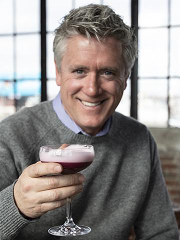 Designated Drinker Andrew Auwerda :: Philadelphia Distilling