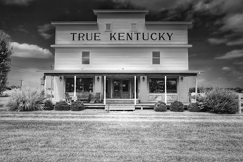 The drama of an antique shop in rural Kentucky. Click to enlarge.