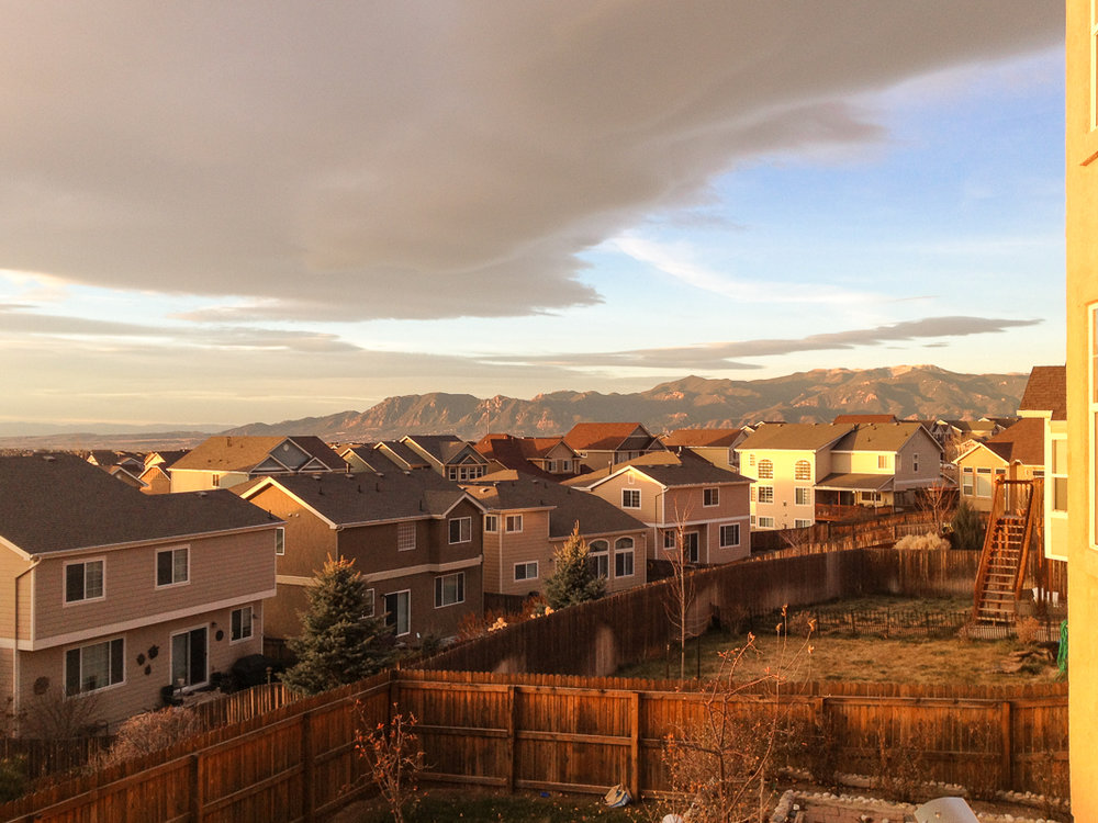Lost in Suburbia  (Click to enlarge)