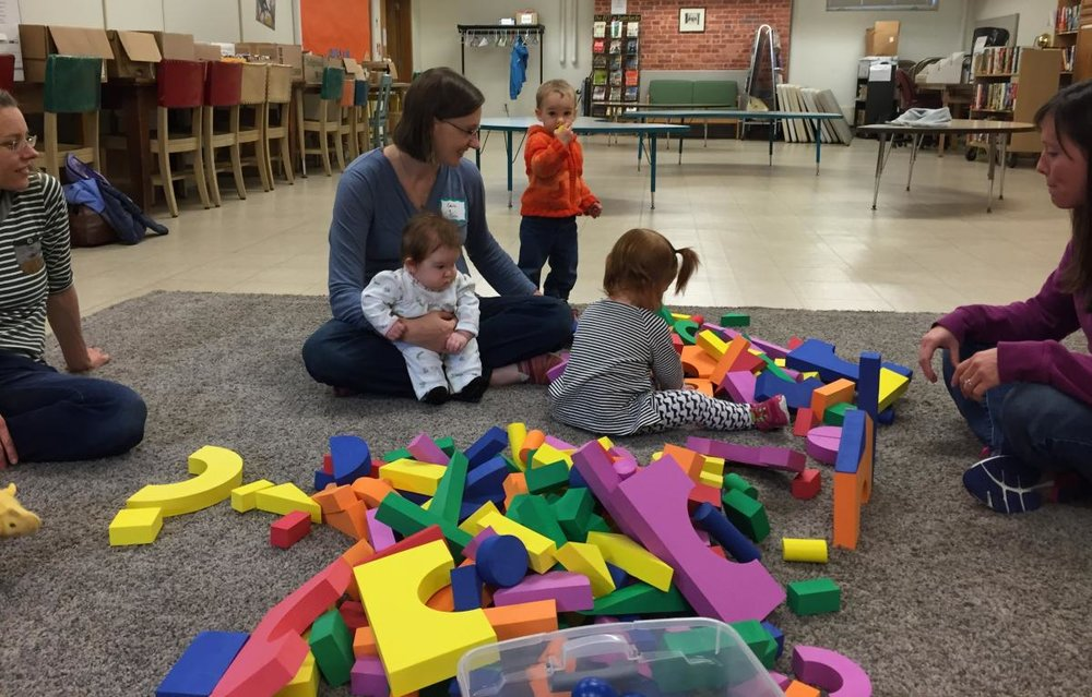 baby storytime -