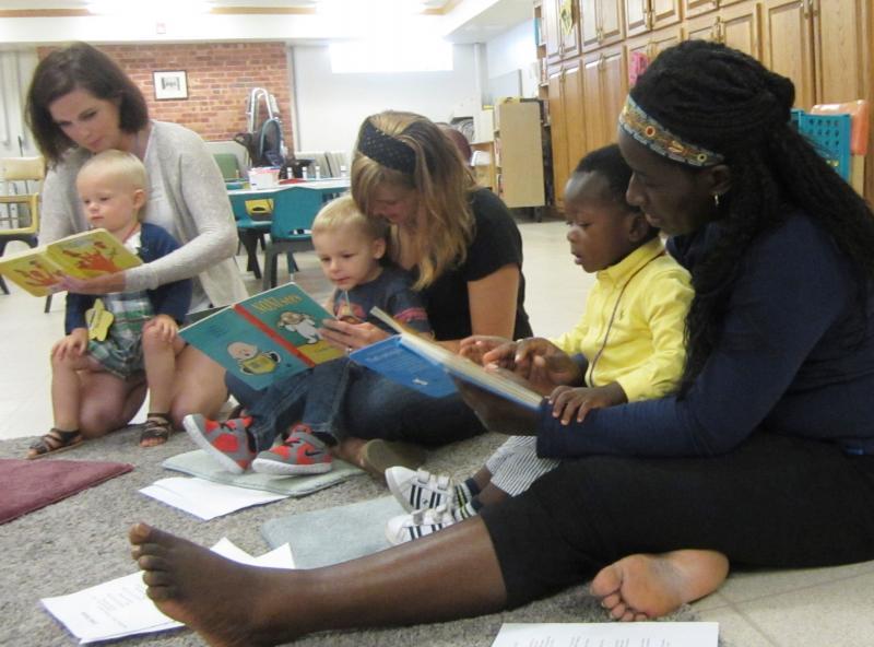 toddler storytime -