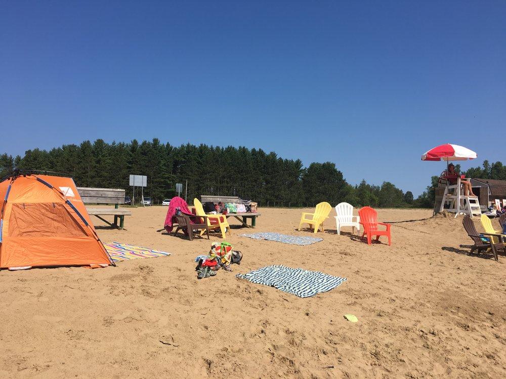 Taylor Park Beach 1