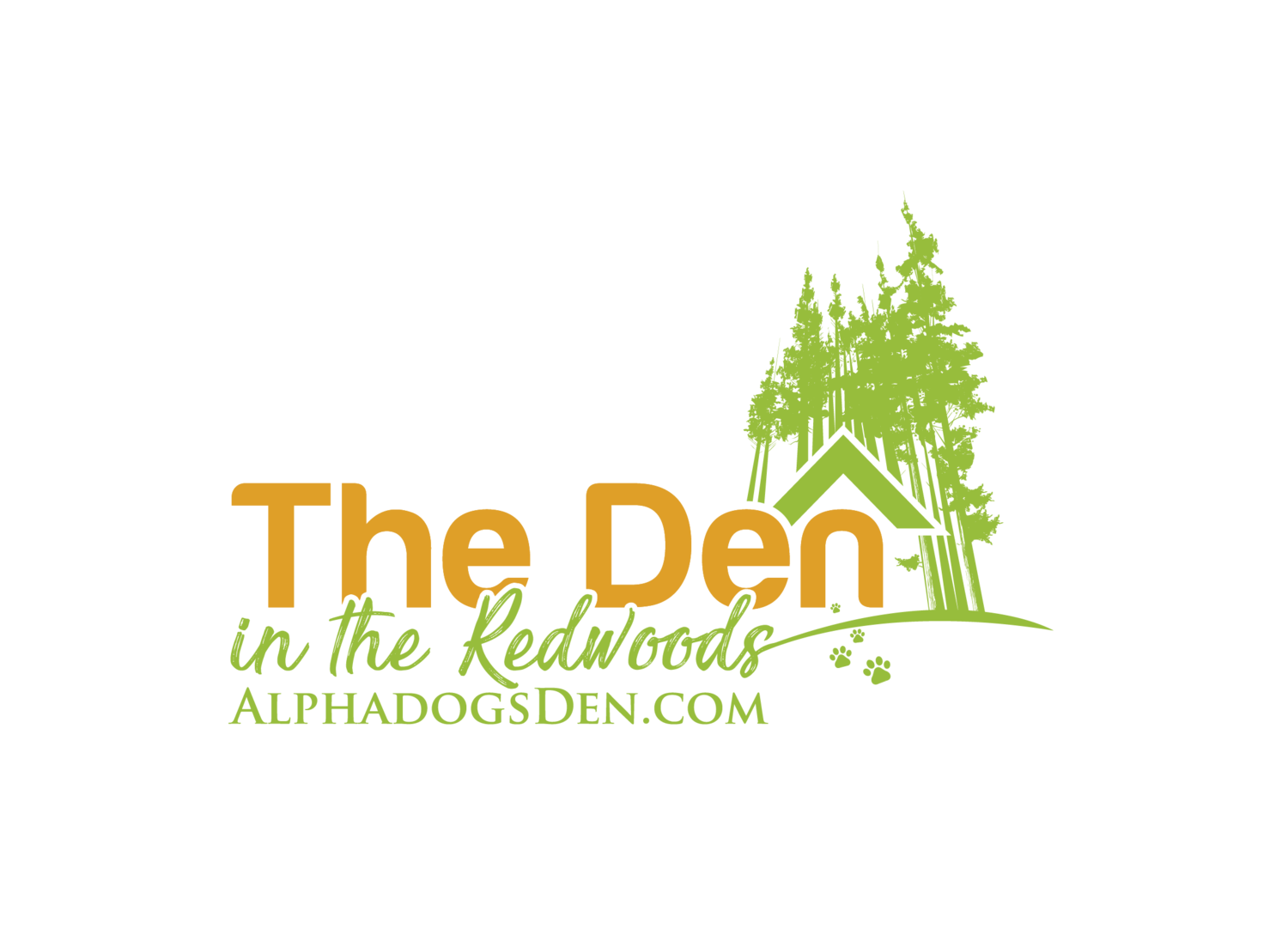The Den in the Redwoods