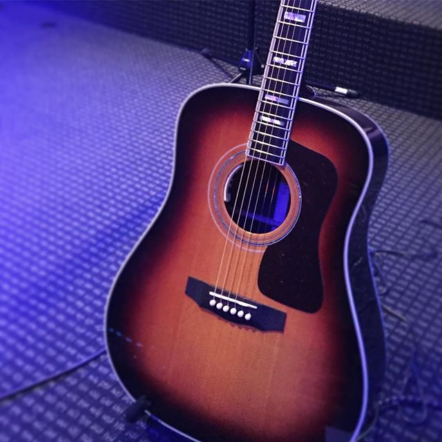 This Guild D-55 is incredible. #d55 #guildguitars #acousticguitar