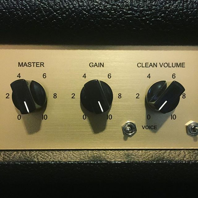 Always. #maxvolume #fullgain #friedman
