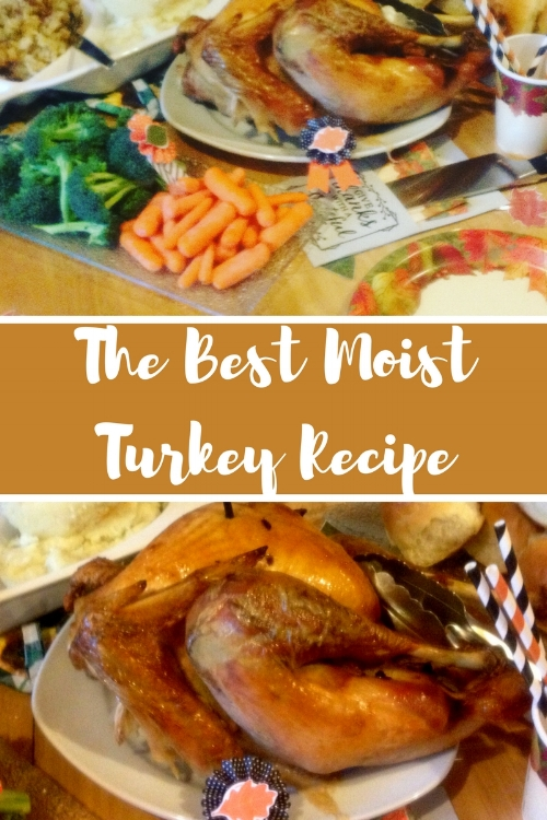 The best moist turkey recipe