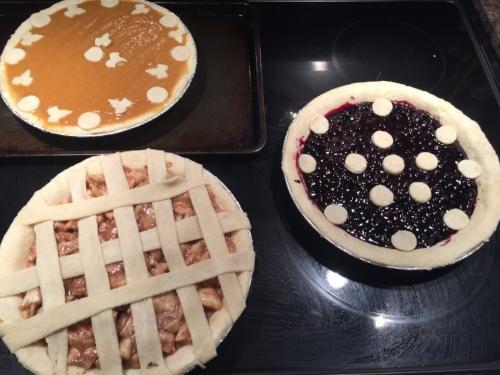 3 classic pie recipes