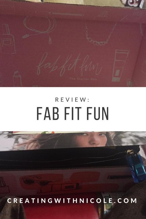 FabFitFun Review