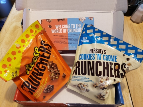 Hershey's Crunchers