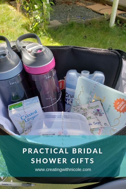 Practical Bridal Shower Gifts
