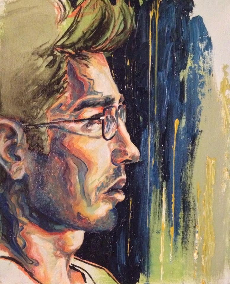 Neil: Portrait Study