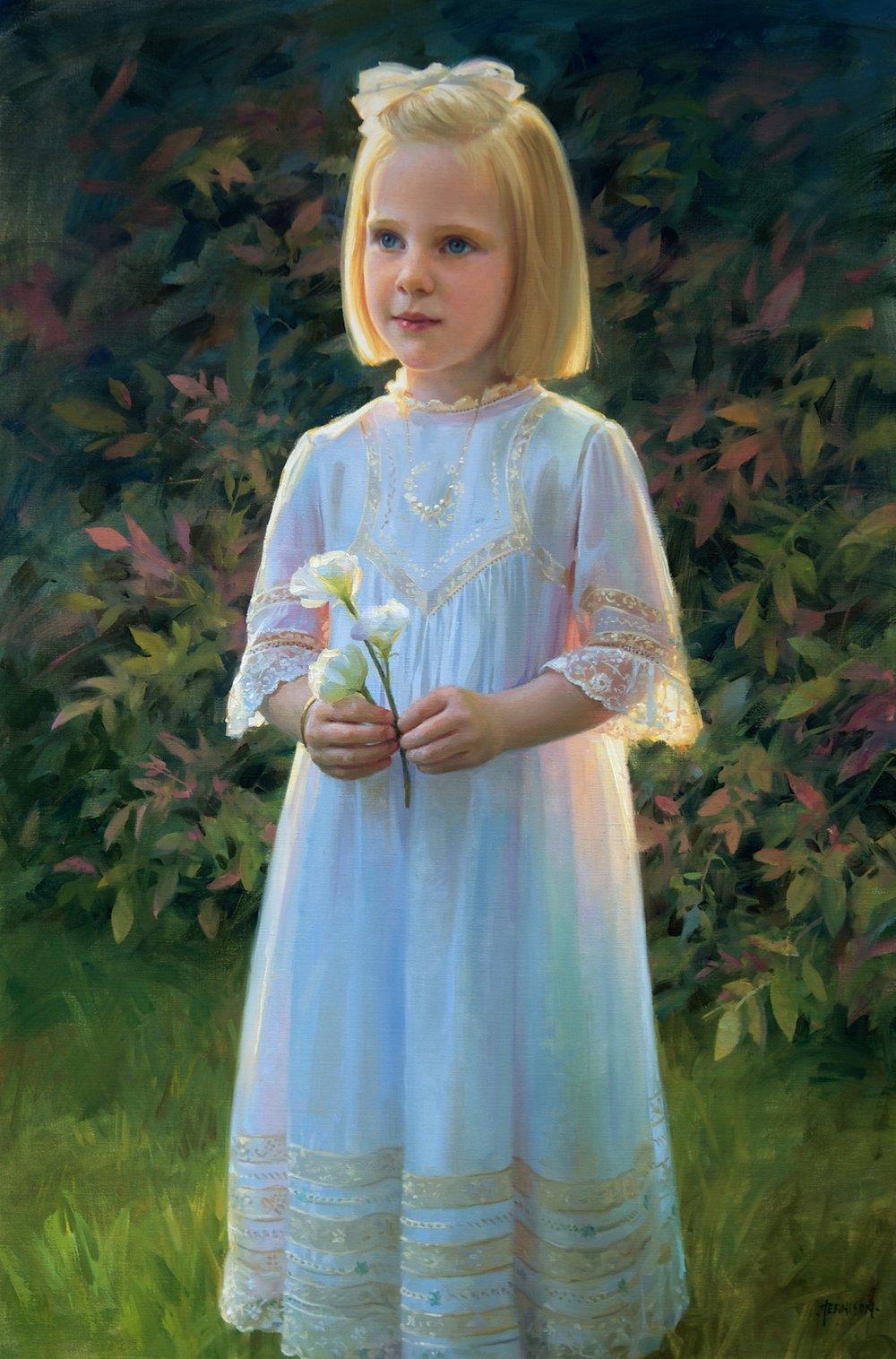 Charlotte  36x24  Oil by James Tennison.jpg
