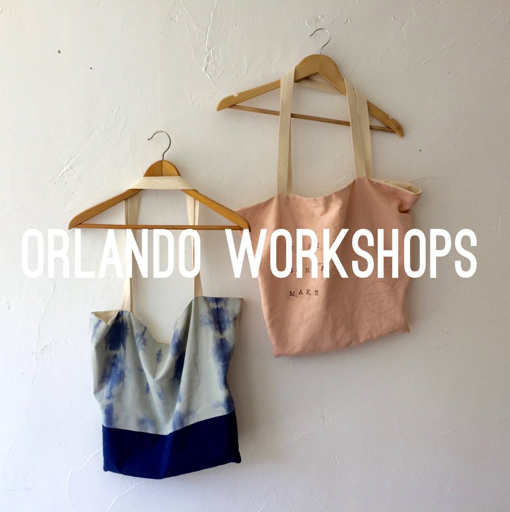 Orlando workshops. camps and membership