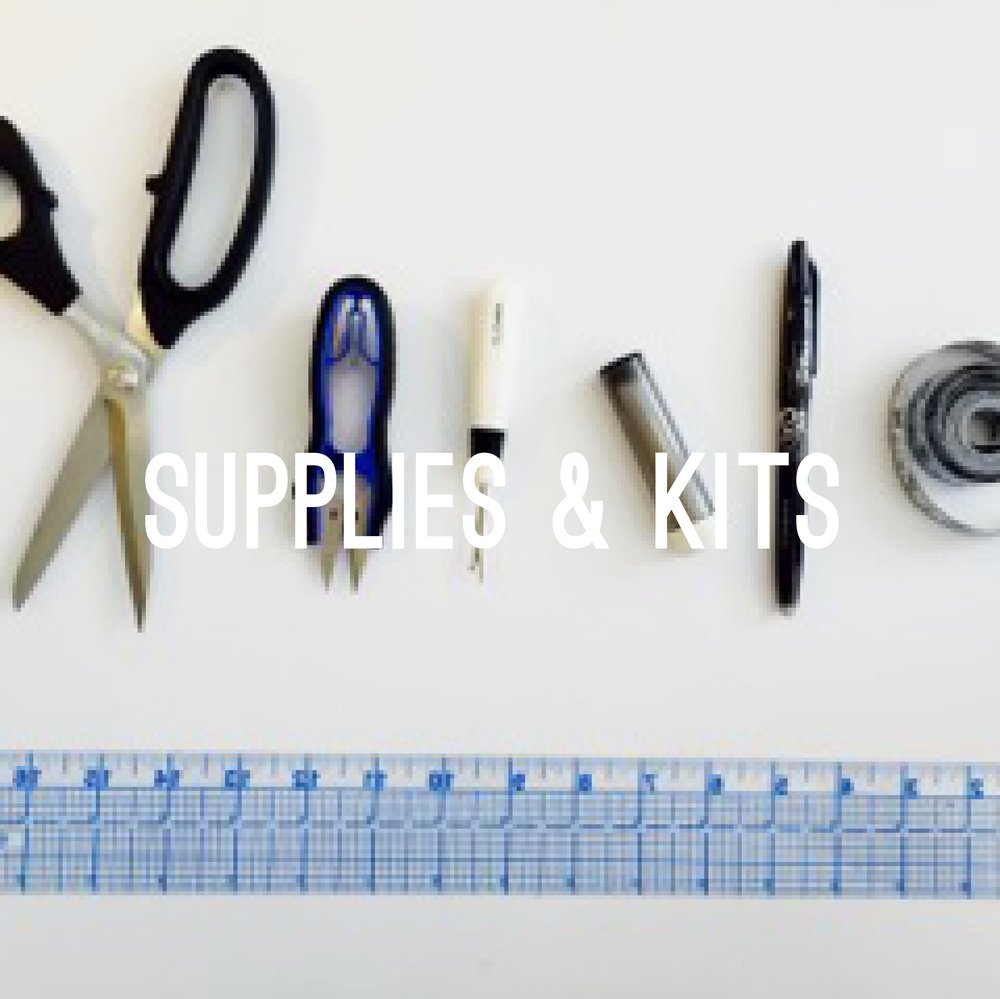 All of the things you need to sew from our shop