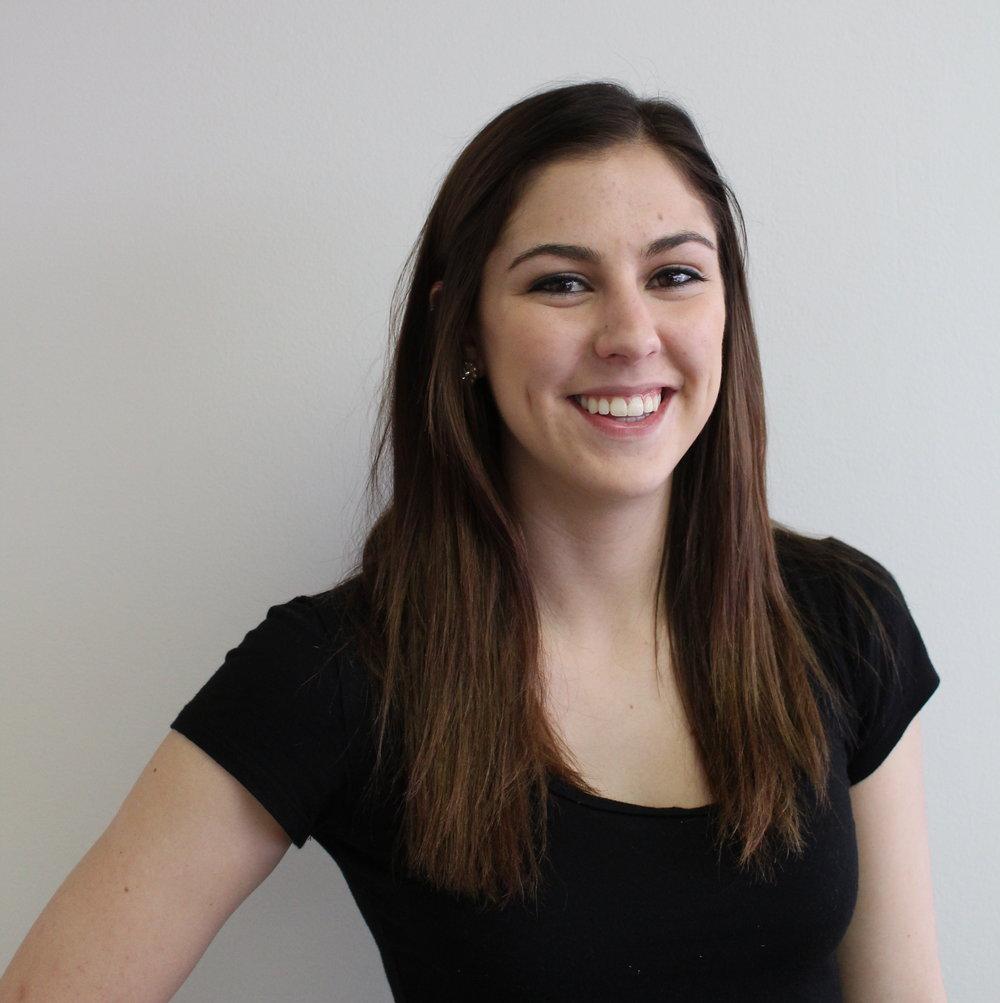Lindsay Larkin - Office Assistant