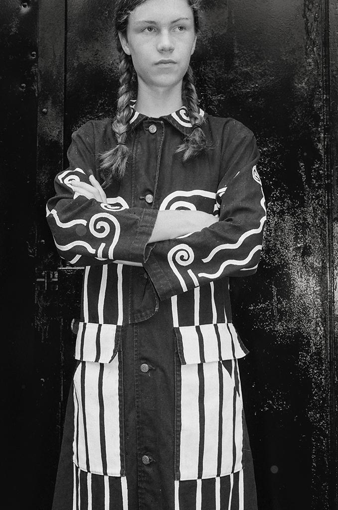 Photo:  Lindsay McAleavy   Model: Sean O'Conner