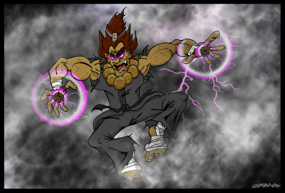 Other People's Shit: Akuma