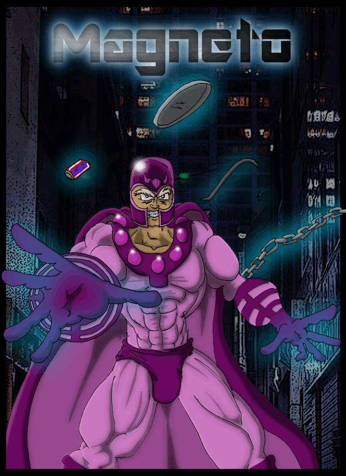 Other People's Shit: Magneto