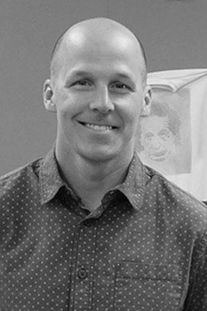 Senior Exhibition Assistant Kevin Shifley - Antioch Comm. HS