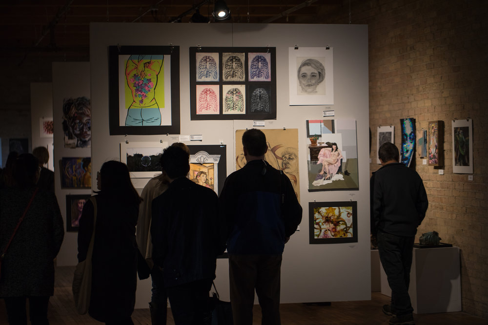 2018 Senior Scholarship Exhibition
