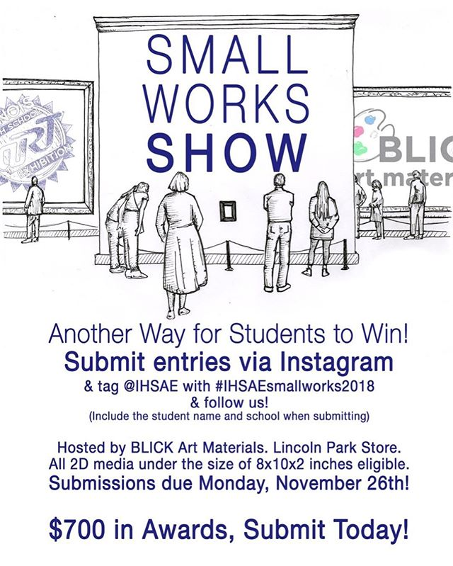 Don't forget to submit for more chances to win! We've had a lot of great submissions and would love to see more students get involved. The deadline is fast approaching.