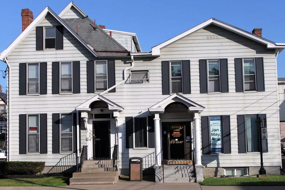 Dean's List House -  241 West 8th St. Erie, Pa 16501Ideal for the studious student.  This property offers a quiet and safe atmosphere. These buildings provide unique, well lit and newly remodeled units that will optimize an extraordinary student housing experience.