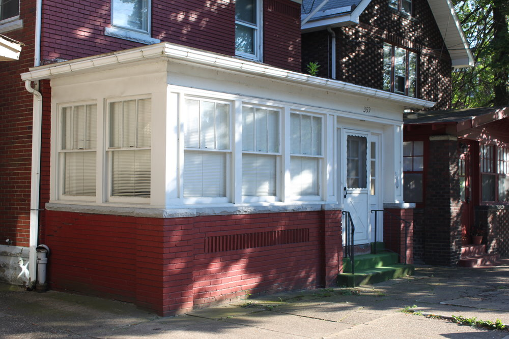 The 94 House   - 359 West 9th St. Erie Pa. 16502This large house has four bedrooms and offers central air and on site laundry. Great for students who wants to be on their own.