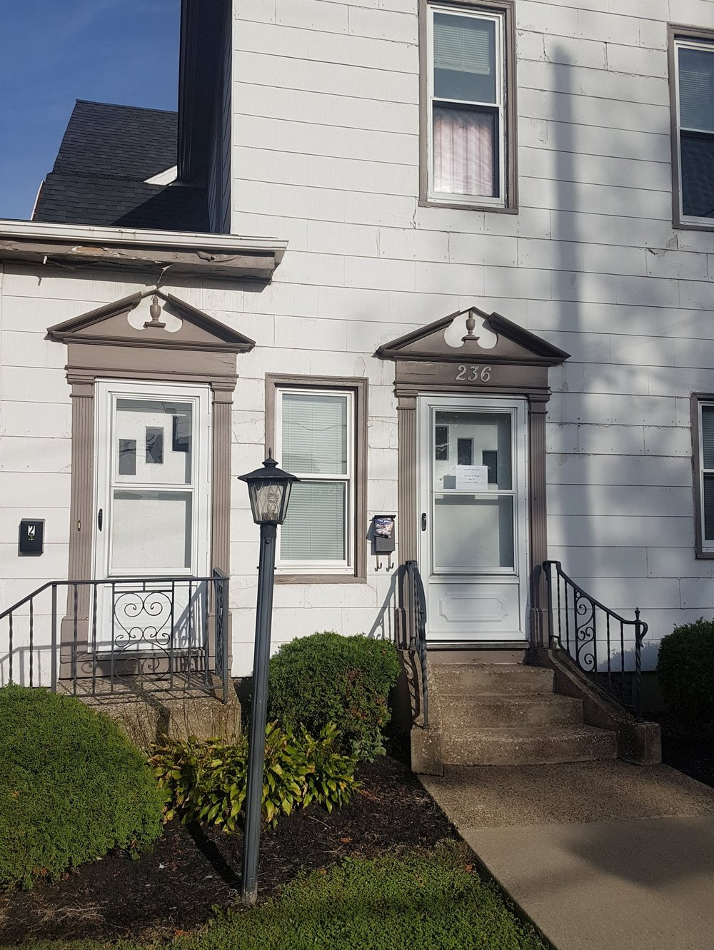 High GPA - 236 West 8th St. Erie Pa 16501In the beautiful Presta District, this three unit building offers off street parking and a quick walk to Zurn and Morosky buildings. Consists of one, three-bedroom and two, one-bedroom apartments.