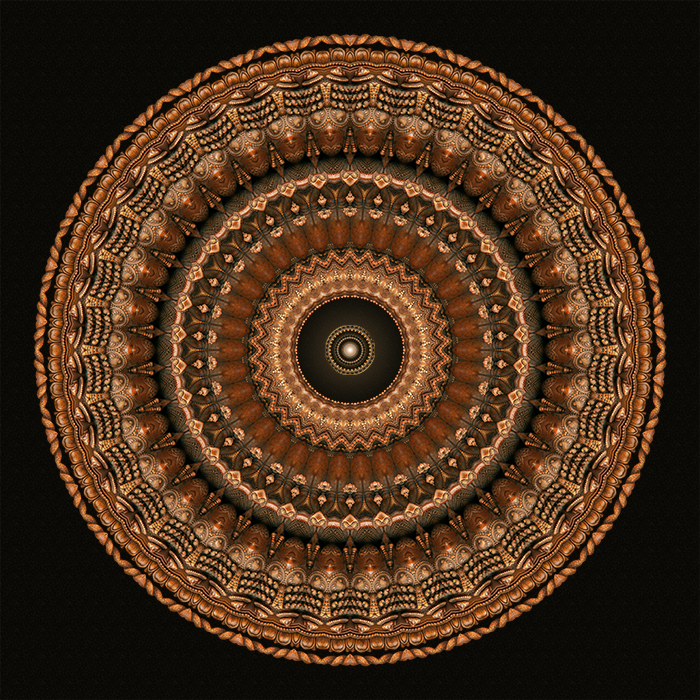 .Mandala.  This is part of a series of twenty mandala images.